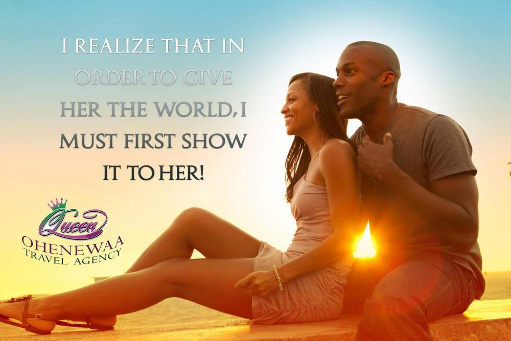 Show Her/Him the World