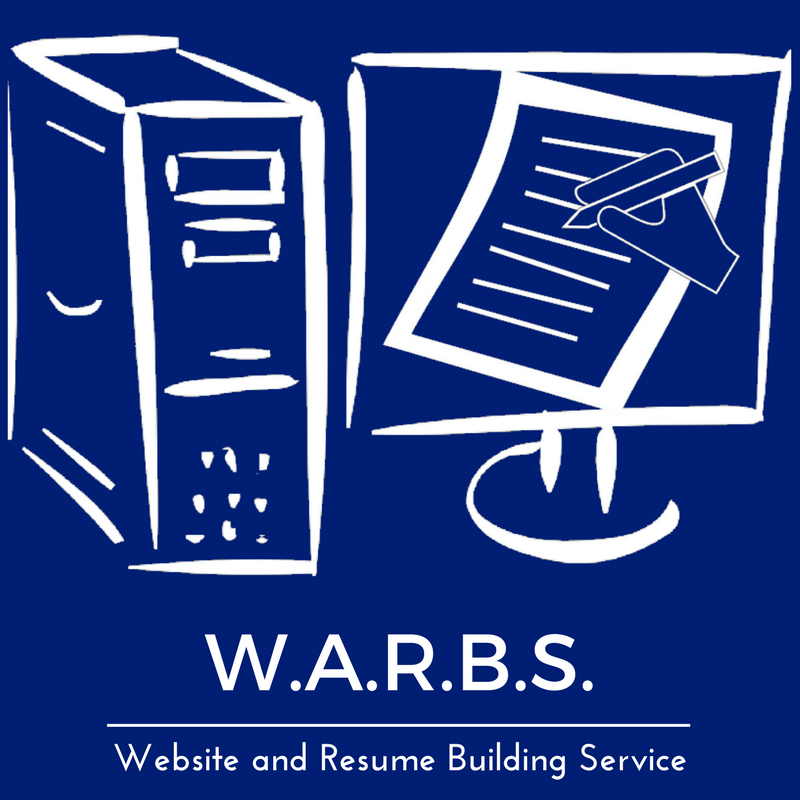 website and resume building services  llc