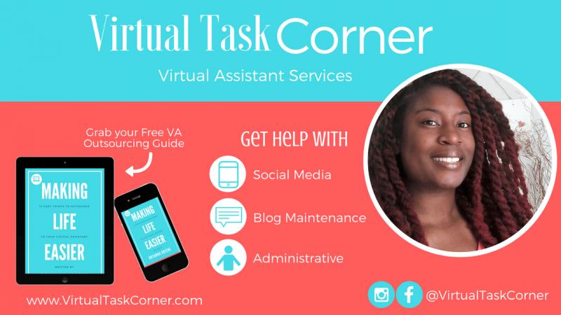 Virtual Task Corner