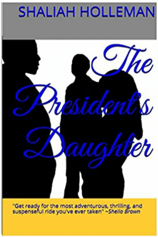 Book/The President's Daughter