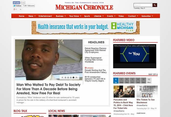 The Michigan Chronicle