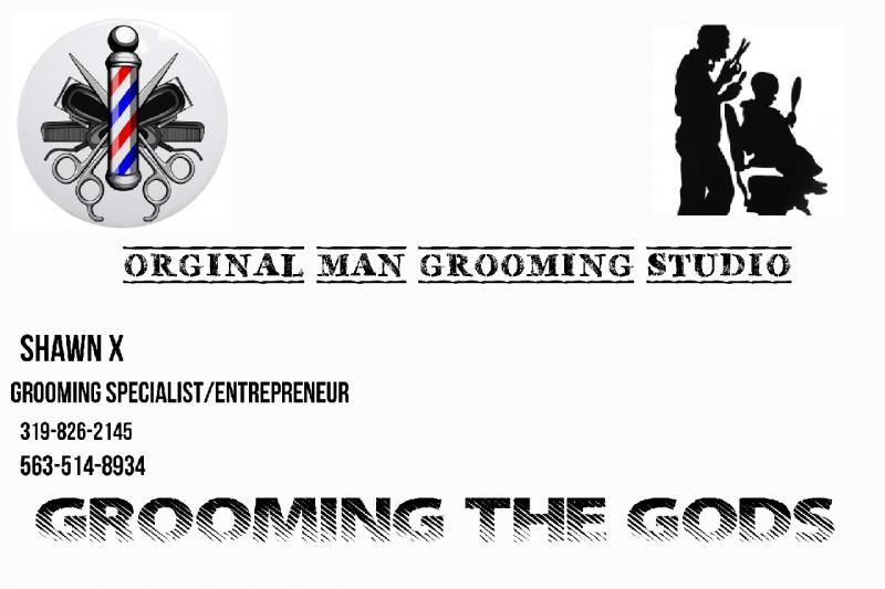 Original Man Grooming Studio