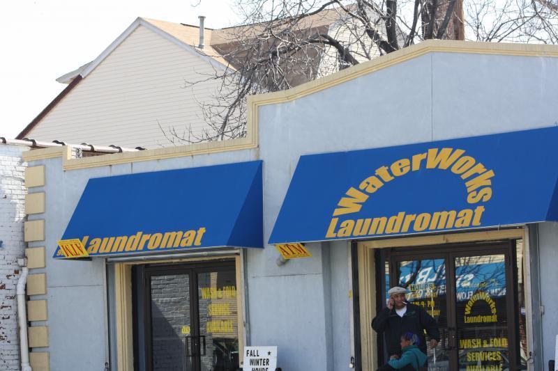 Waterworks Laundromat