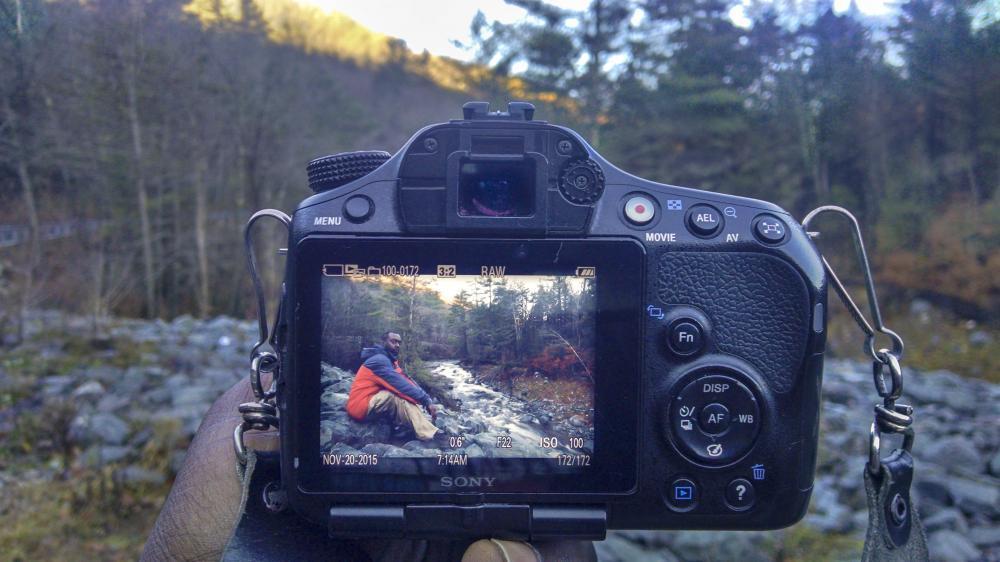 Product Shots and Environmental imagery