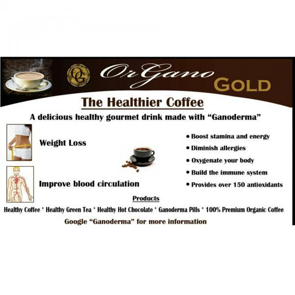 The healthier coffee.