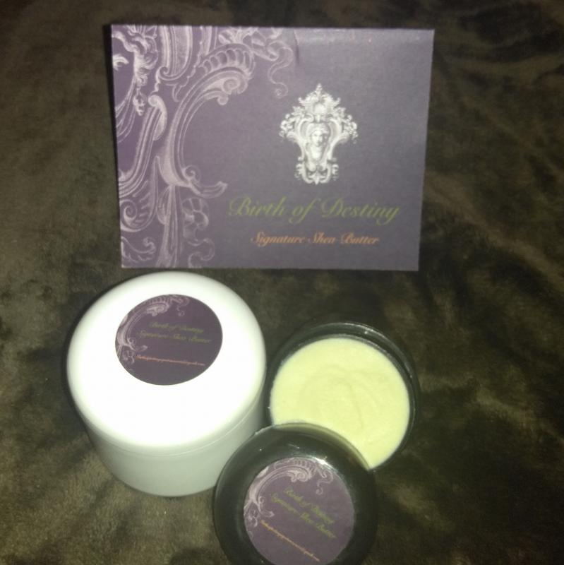 Birth of Destiny Signature Shea Butter LLC
