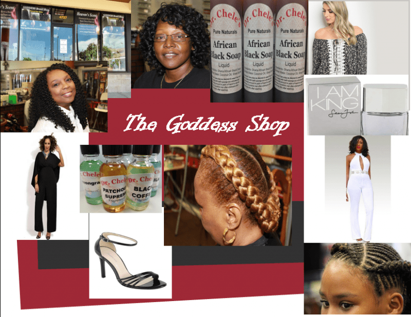 The Goddess Shop