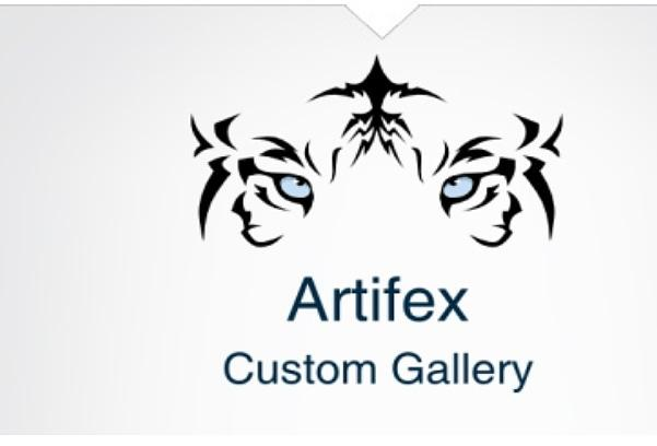 ARTIFEX CUSTOM GALLERY