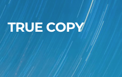 True Copy