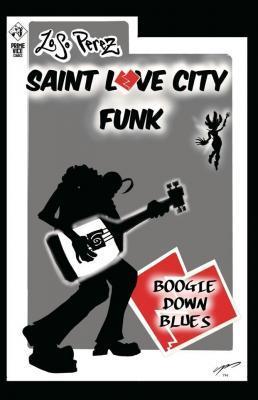 SLC Funk: Boogie Down Blues comic