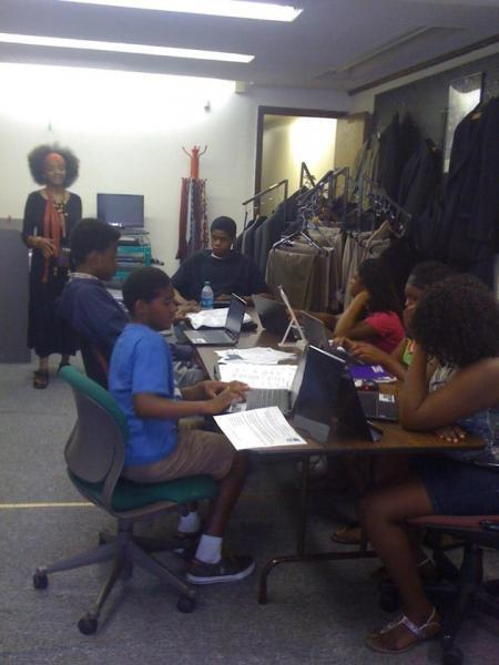 Streets University, Youth Tech Summer Camp