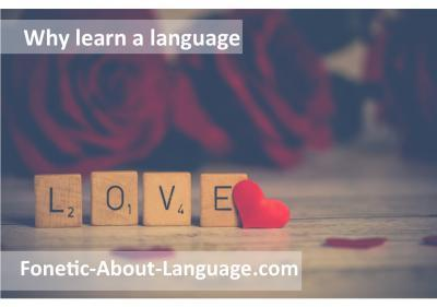 Learn a Language for Love