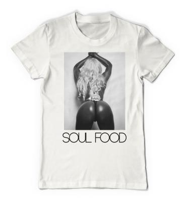 Soul Food Men's T shirt SELECTIONS LIMITED ! XL currently SOLD OUT