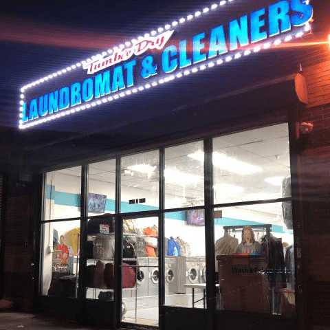 Tumble & Dry Laundromat and Cleaners