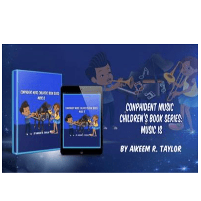 ConPHIdent Music Children's Book Series: Music Is.