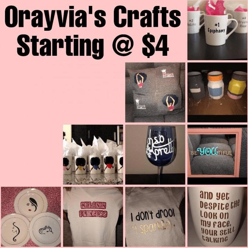 Orayvia's Crafts