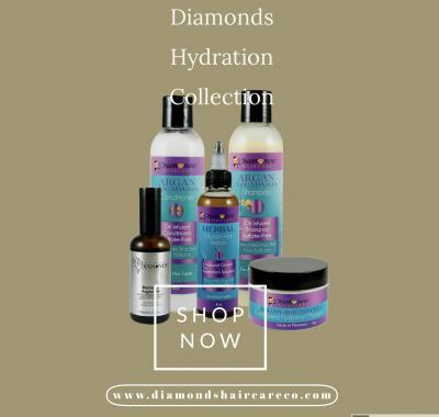 Diamonds Hydration Collection