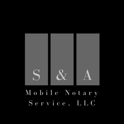 S & A Mobile Notary Services, LLC