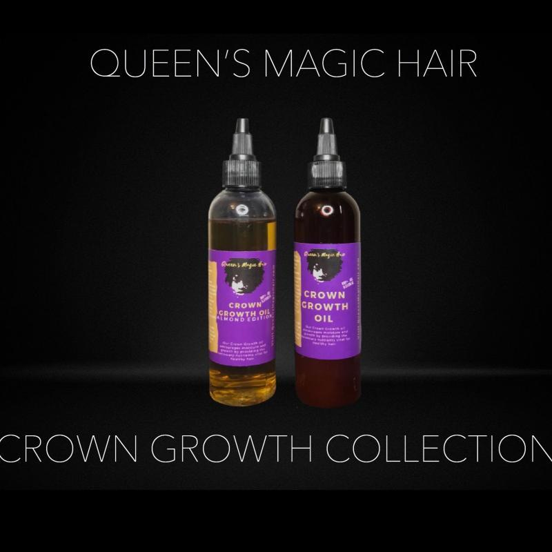 Queen's Magic Hair