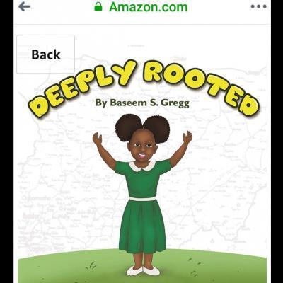 Baseem S. Gregg - Author
