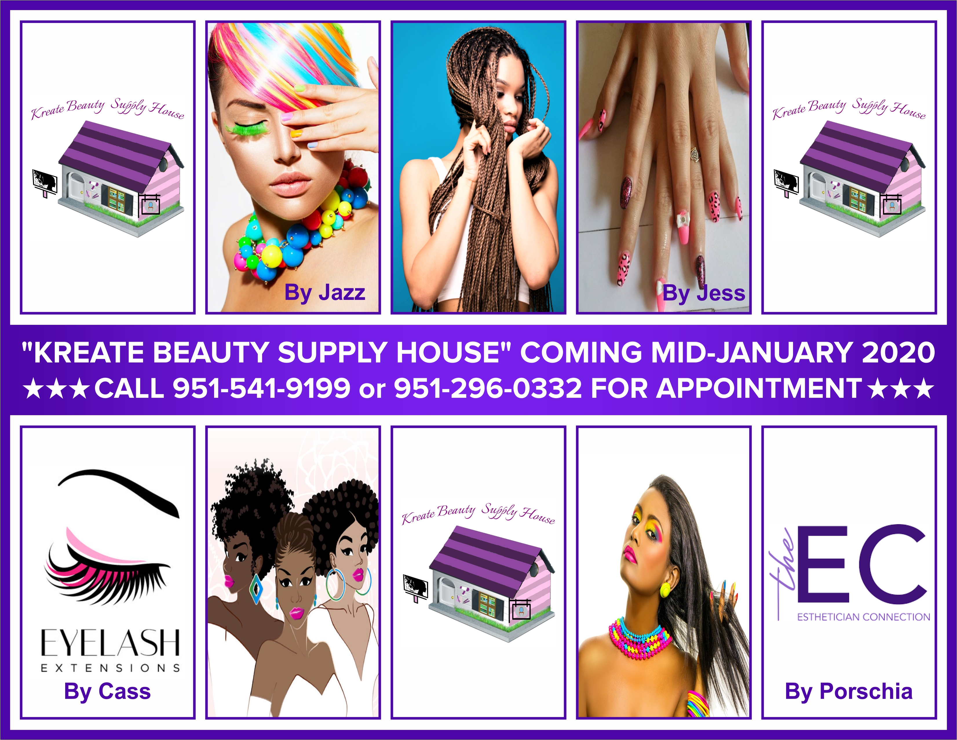 Kreate Beauty Supply House