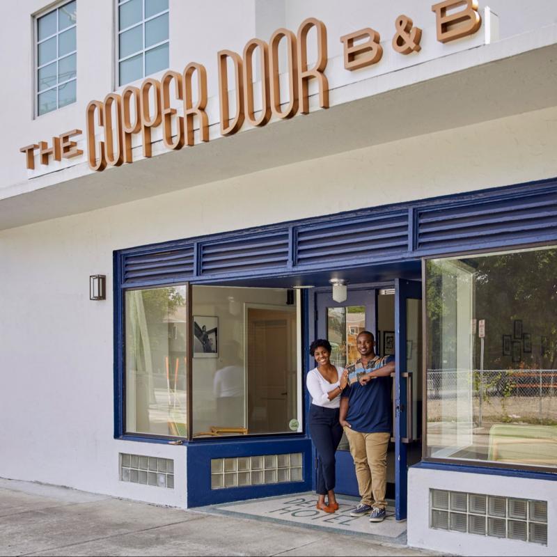 The Copper Door B&B