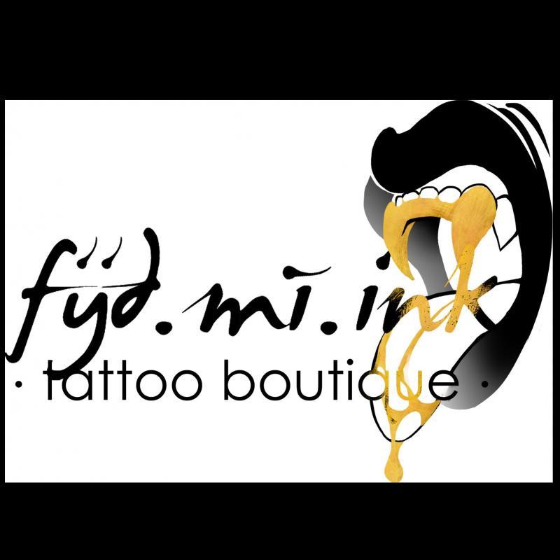 fÿd mí ink | tattoo boutique
