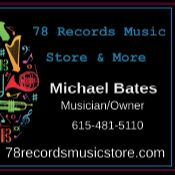 78 Records Music Store & More
