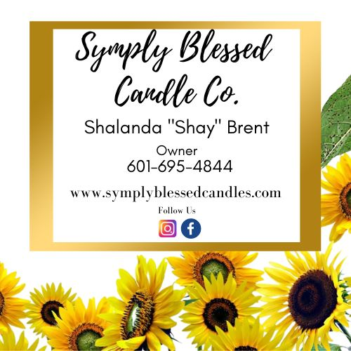Symply Blessed Candle Company