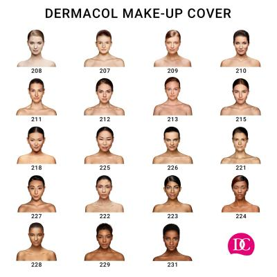 Dermacol Make Up Cover (Various Shades) Email selection
